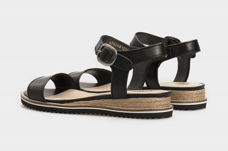 Босоножки женские Gem 624812241 размерная сетка обуви, 2017