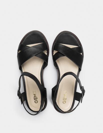 Сандалі  жіночі Сандали 63081041 черная кожа 63081041 фото, купити, 2017