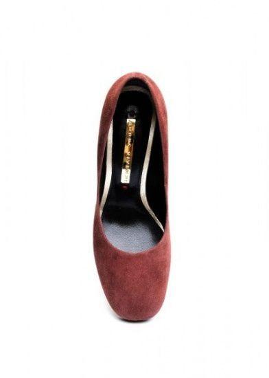 женские 631802 Бежевые замшевые туфли Modus Vivendi 631802 цена, 2017