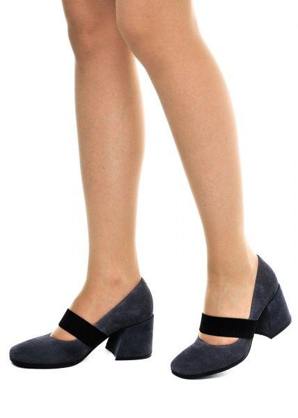 для женщин 631912 Серые замшевые туфли Modus Vivendi 631912 примерка, 2017