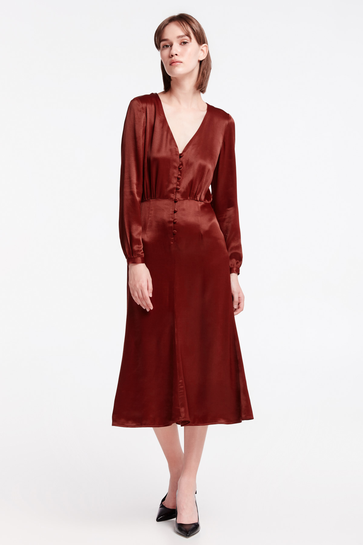 Платье женские MustHave модель 6327 приобрести, 2017