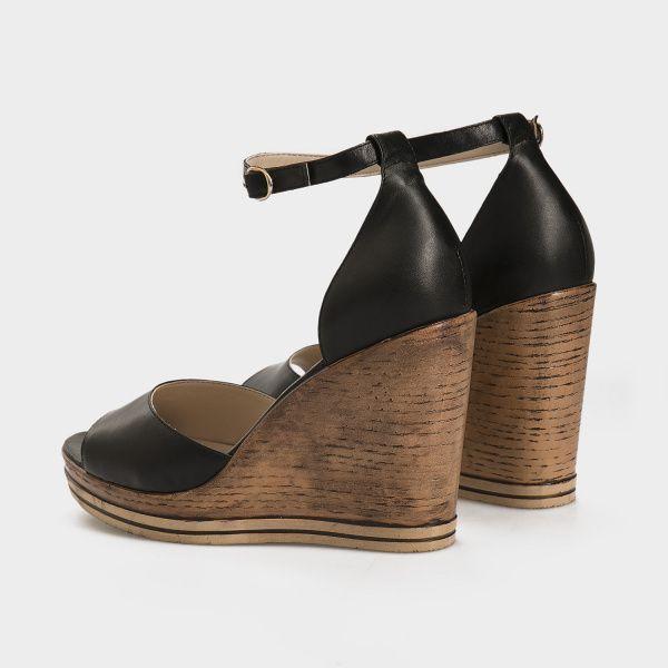 Босоножки женские Gem 637810148 размерная сетка обуви, 2017