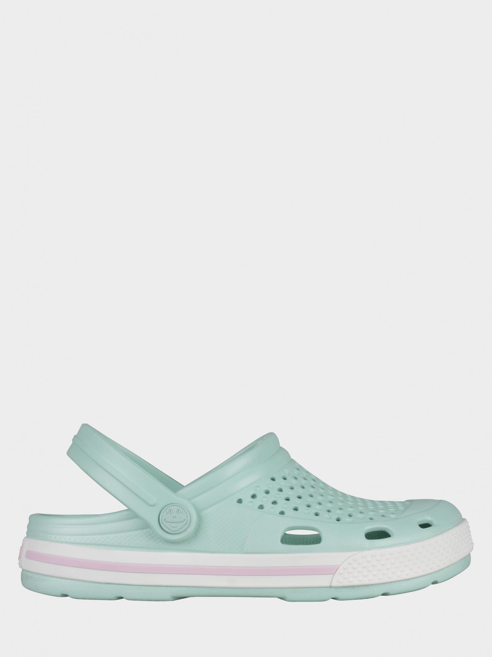 Шльопанці  для жінок COQUI 6413-5 розмірна сітка взуття, 2017