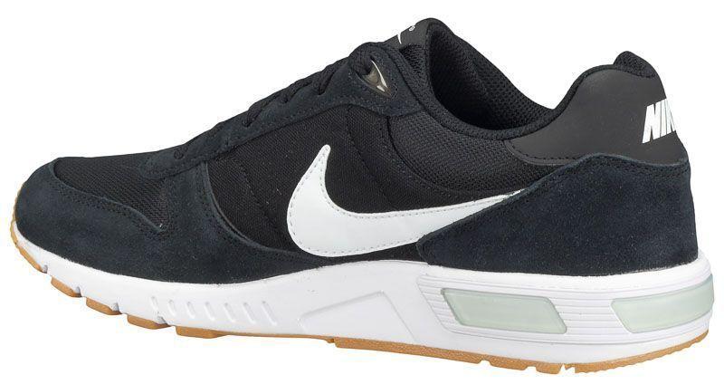 Кроссовки для мужчин NIKE NIGHTGAZER Black 644402-006 брендовая обувь, 2017
