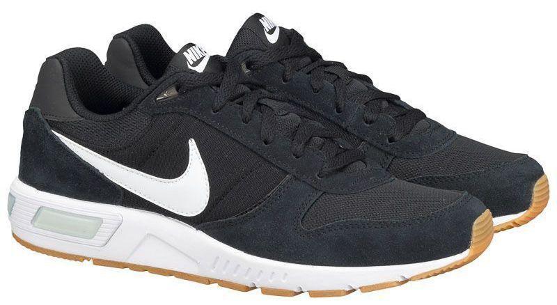 Кроссовки для мужчин NIKE NIGHTGAZER Black 644402-006 модная обувь, 2017