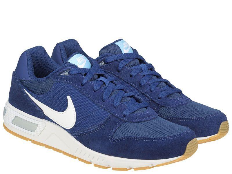 Кроссовки мужские NIKE NIGHTGAZER Blue 644402-412 размеры обуви, 2017