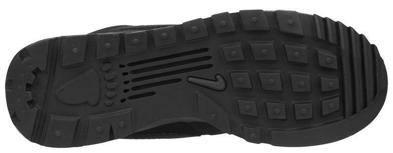 Ботинки для мужчин NIKE HOODLAND SUEDE Black 654888-090 бесплатная доставка, 2017