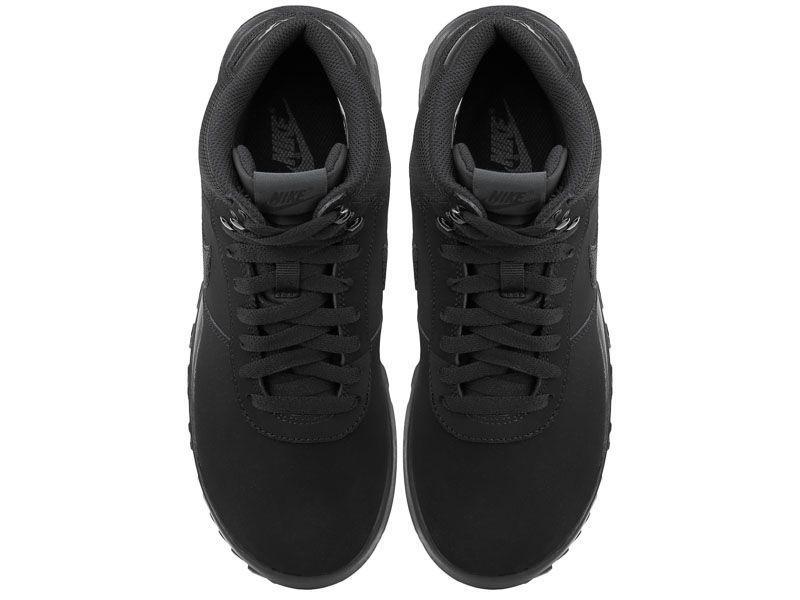 Ботинки для мужчин NIKE HOODLAND SUEDE Black 654888-090 цена, 2017