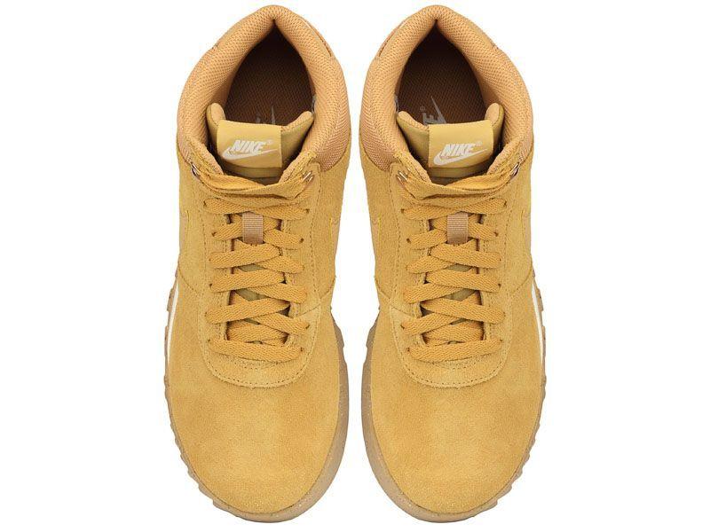 Ботинки для мужчин NIKE HOODLAND SUEDE Brown 654888-727 цена, 2017