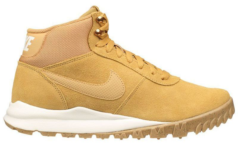 Ботинки мужские NIKE HOODLAND SUEDE Brown 654888-727 цена обуви, 2017