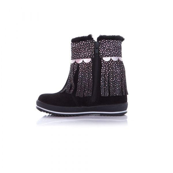 Сапоги для детей Miracle Me 6616-05 модная обувь, 2017
