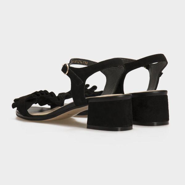 Босоножки женские Gem 691812141 размерная сетка обуви, 2017