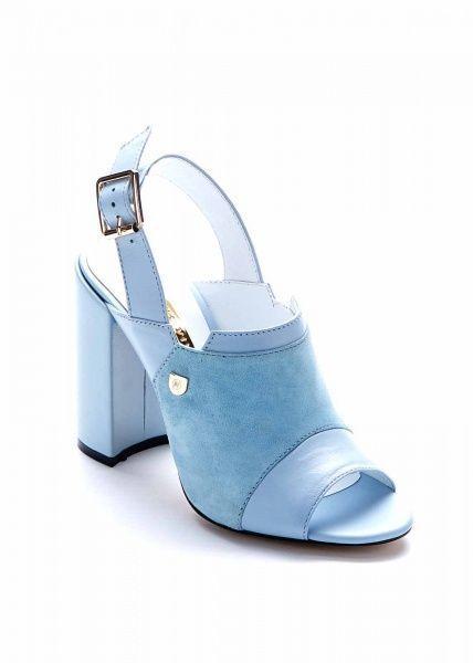 женские 692713 Голубые босоножки Modus Vivendi 692713 фото, купить, 2017