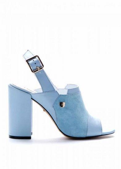 женские 692713 Голубые босоножки Modus Vivendi 692713 брендовая обувь, 2017
