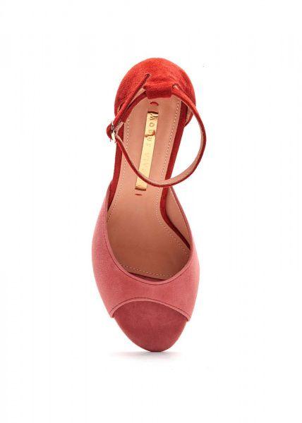 Босоножки для женщин 693155 Замшевые босоножки на каблуке Modus Vivendi 693155 цена обуви, 2017