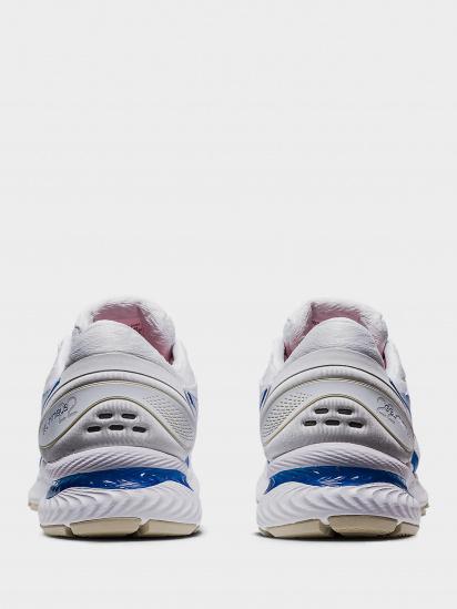 Кросівки для бігу Asics Gel-Nimbus 22 модель 1012A665-100 — фото 4 - INTERTOP