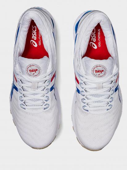 Кросівки для бігу Asics Gel-Nimbus 22 модель 1012A665-100 — фото 5 - INTERTOP
