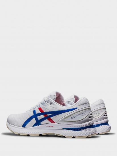 Кросівки для бігу Asics Gel-Nimbus 22 модель 1012A665-100 — фото 6 - INTERTOP