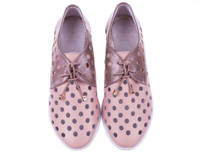 Полуботинки женские Dino Vittorio 6H10 брендовая обувь, 2017