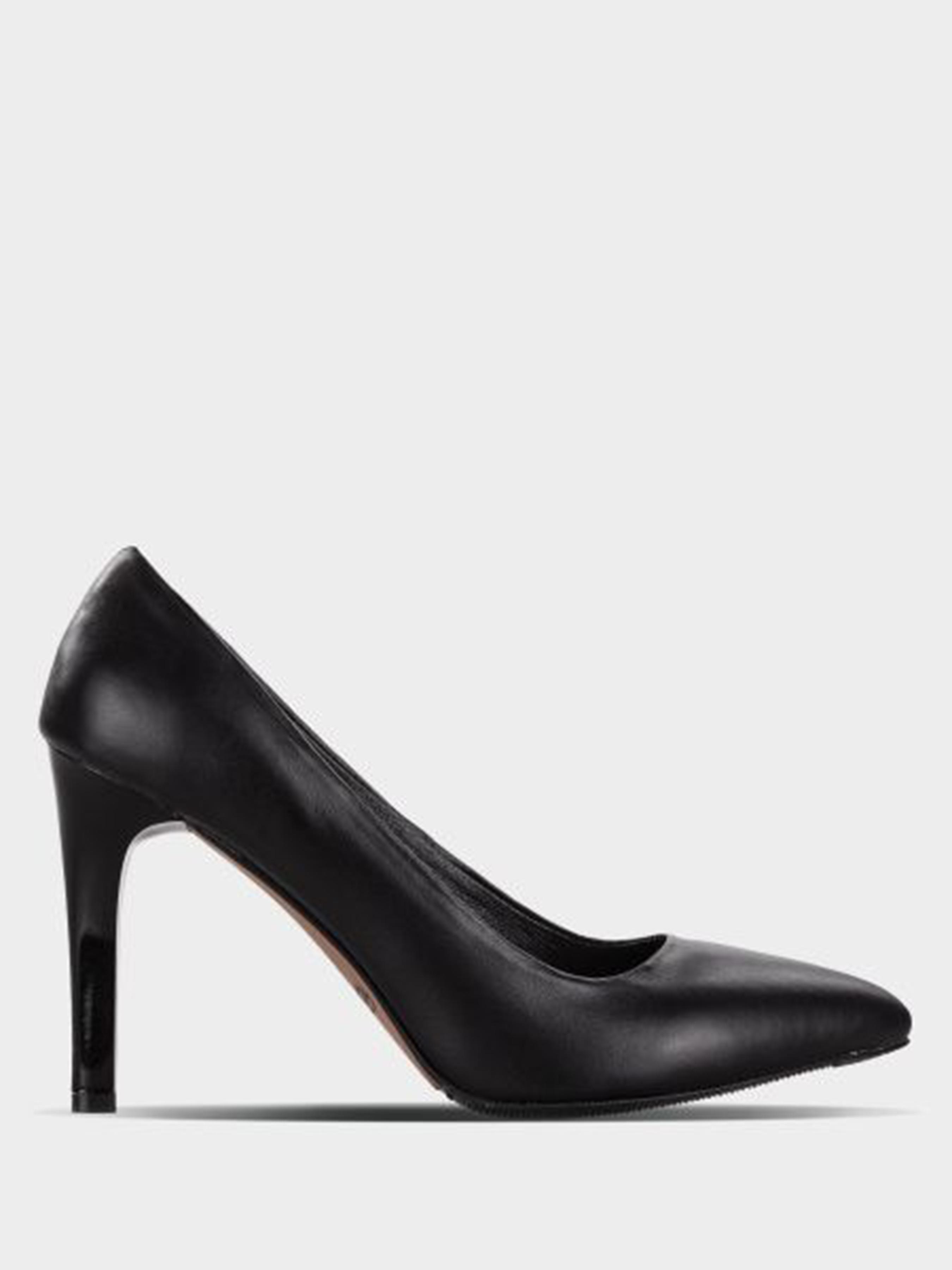 Купить Туфли женские Dino Vittorio 6H44, Черный
