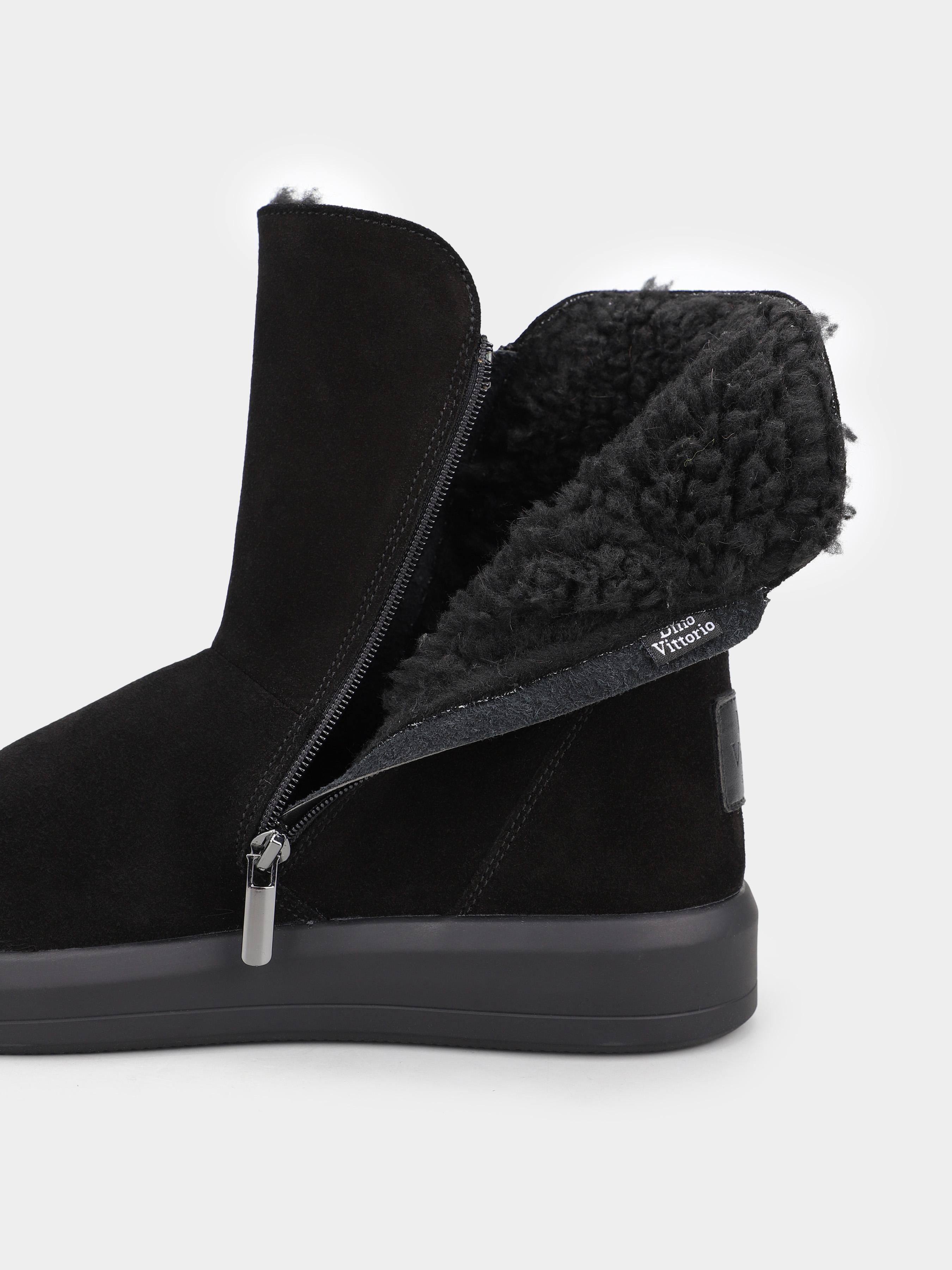 Ботинки женские Dino Vittorio 6H71 модная обувь, 2017