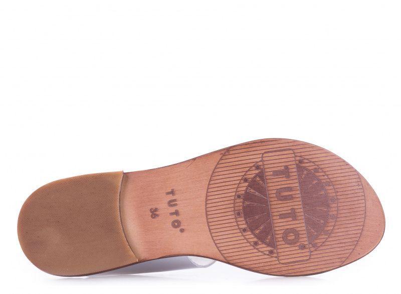 Шлёпанцы женские TUTO 6L7 цена обуви, 2017