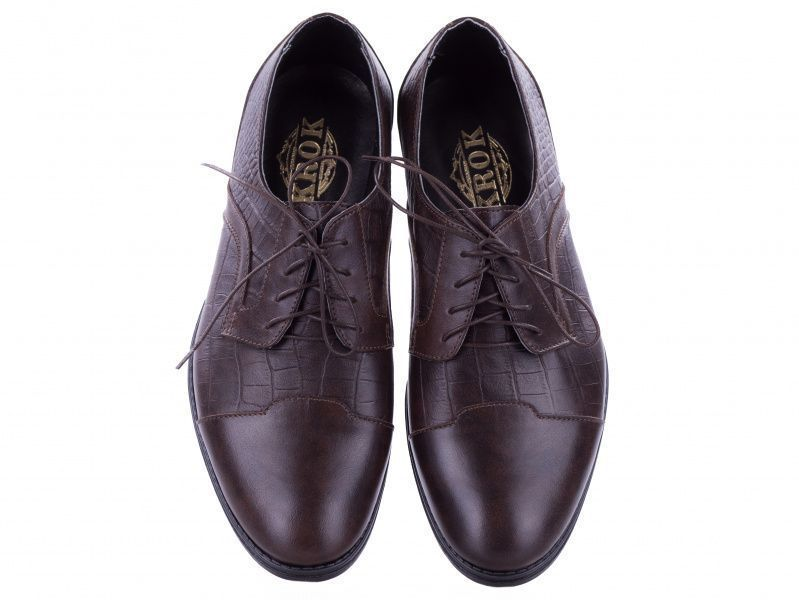 Полуботинки для мужчин UIC KROK 6P9 модная обувь, 2017