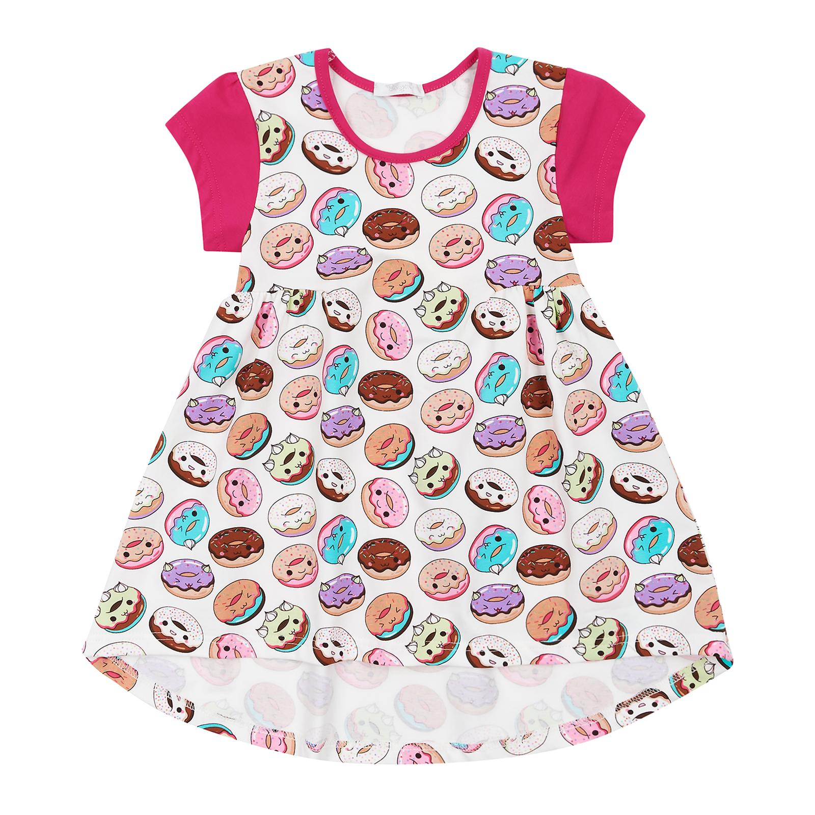 Платье детские Vitusya модель 6PB~100005-2 качество, 2017