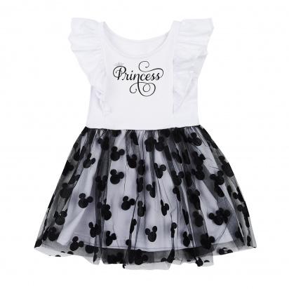 Платье детские Vitusya модель 6PB~100101-3 качество, 2017