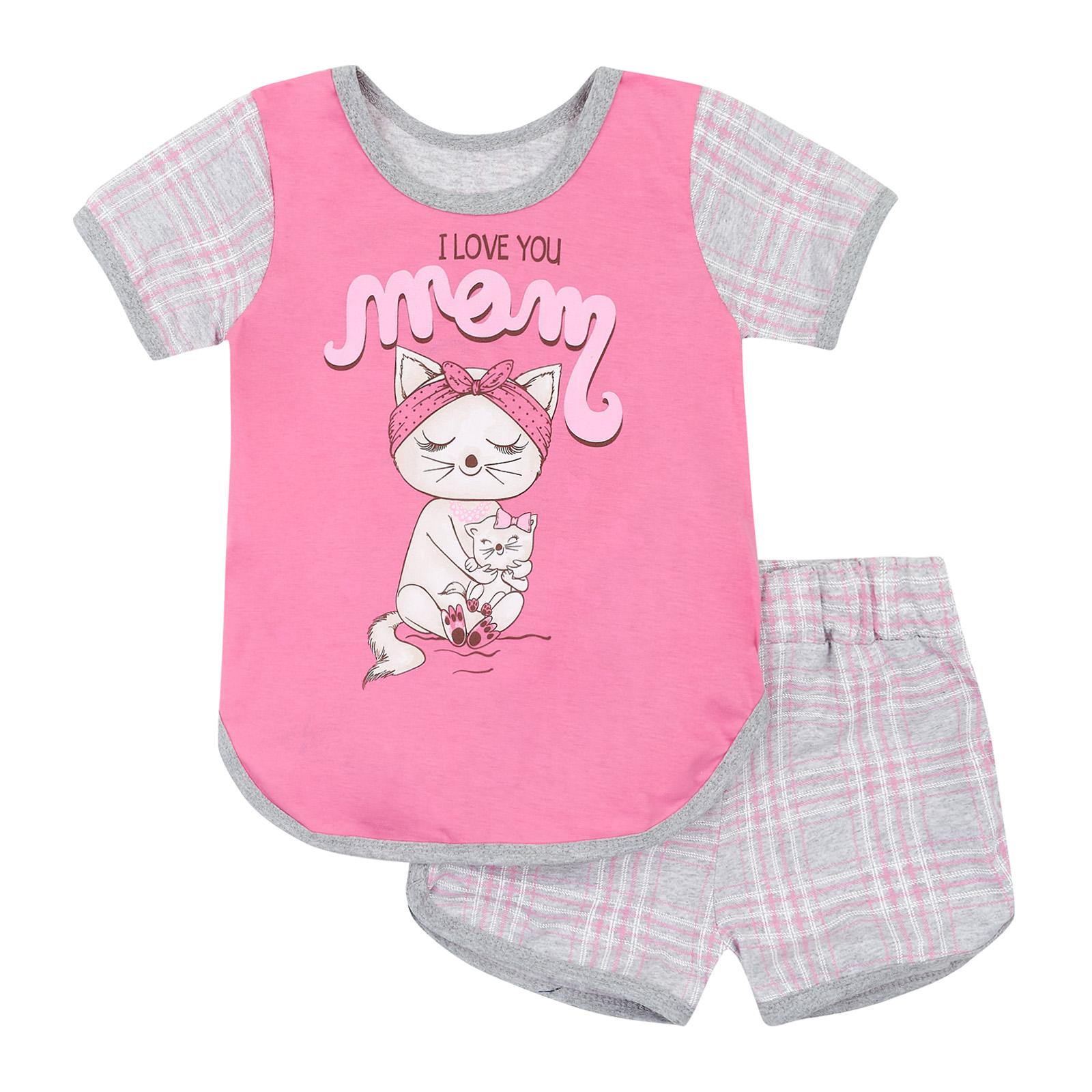 Пижама детские Vitusya модель 6PB~104066-1 качество, 2017