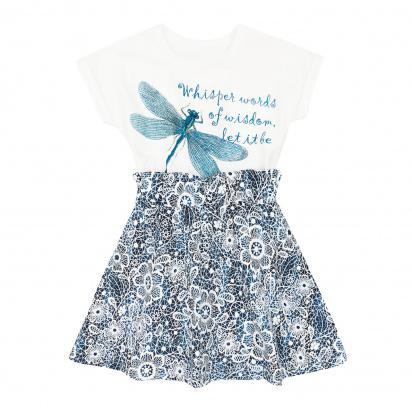 Платье детские Vitusya модель 6PB~104091-1 качество, 2017