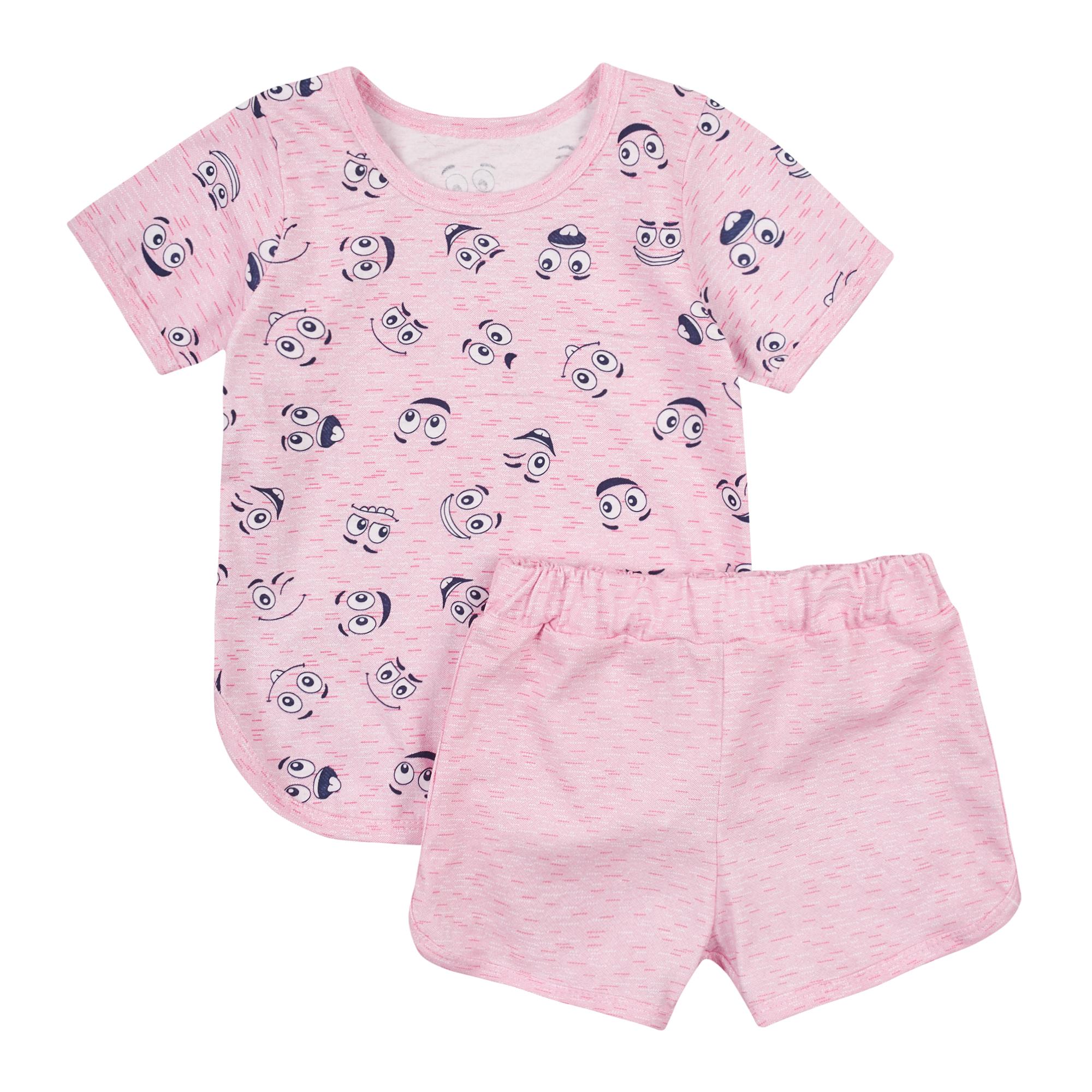 Пижама детская Vitusya модель 6PB~78619-1