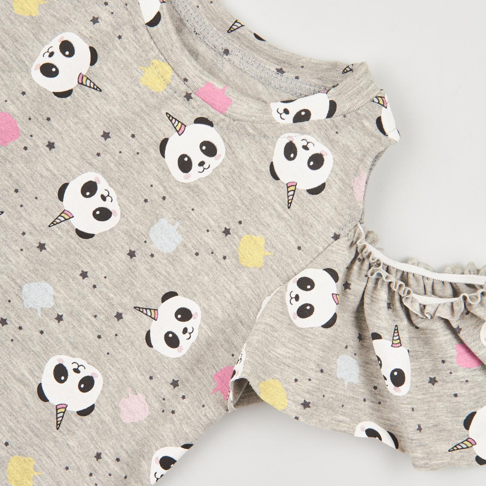 Платье детские Vitusya модель 6PB~78630-1 качество, 2017