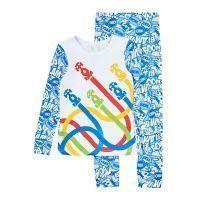 Пижама детские Vitusya модель 6PB~91512-2 , 2017