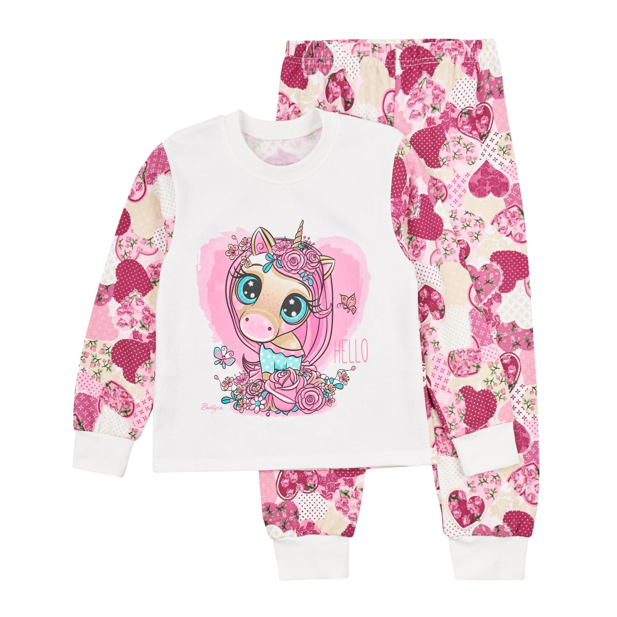 Пижама детская Vitusya модель 6PB~91916-2