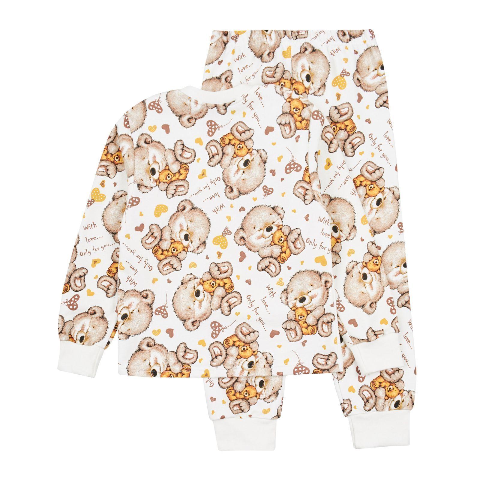 Пижама детские Vitusya модель 6PB~91916-3 качество, 2017
