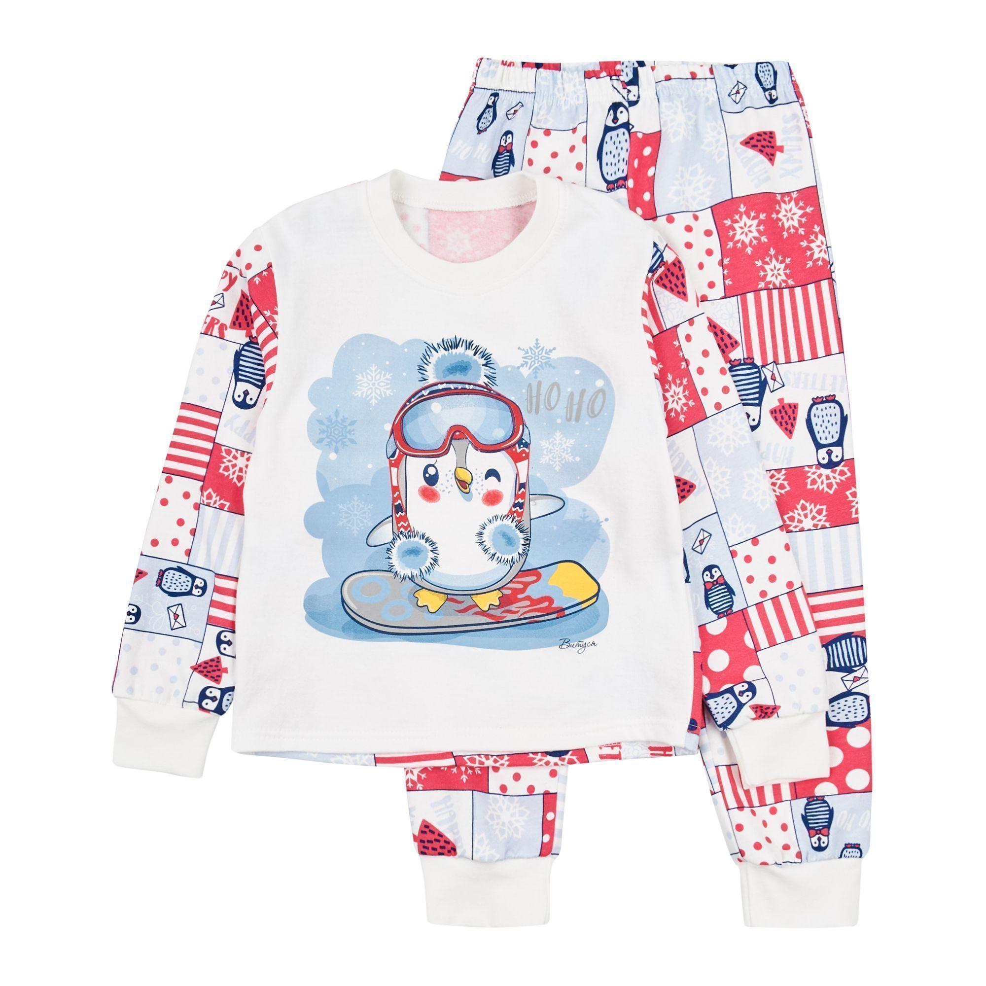 Пижама детская Vitusya модель 6PB~91916-4