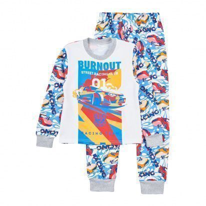 Пижама детские Vitusya модель 6PB~91916-6 , 2017