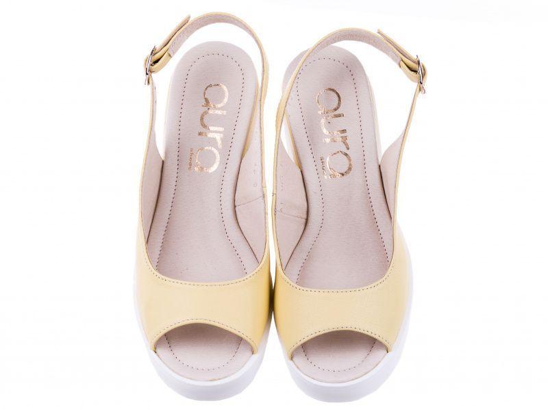 Босоножки для женщин AURA SHOES 6Q3 модная обувь, 2017