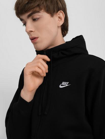 Кофта спортивна NIKE Sportswear Club модель BV2645-010 — фото 3 - INTERTOP