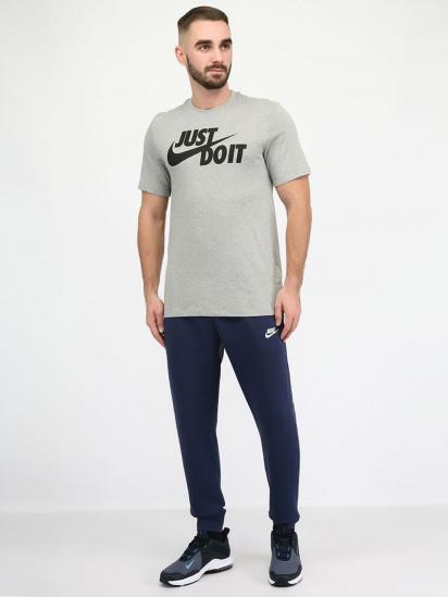 Спортивні штани NIKE SPORTSWEAR CLUB модель BV2671-410 — фото 3 - INTERTOP