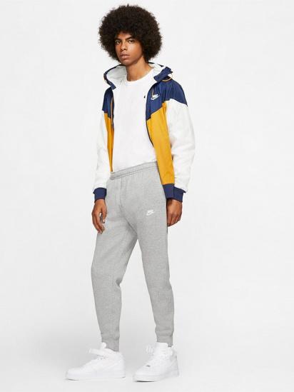 Спортивні штани NIKE Club модель BV2671-063 — фото 5 - INTERTOP
