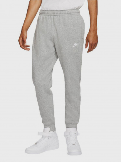 Спортивні штани NIKE Club модель BV2671-063 — фото - INTERTOP