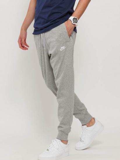 Спортивні штани NIKE Sportswear Club модель BV2762-063 — фото 3 - INTERTOP