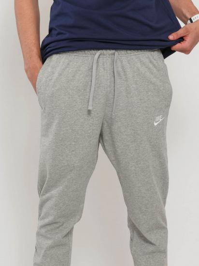 Спортивні штани NIKE Sportswear Club модель BV2762-063 — фото 4 - INTERTOP