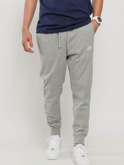 Спортивні штани NIKE Sportswear Club модель BV2762-063 — фото - INTERTOP