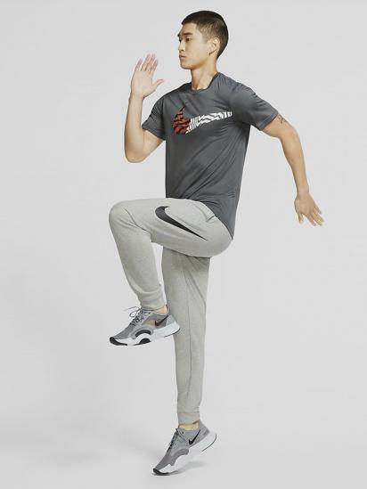 Спортивні штани NIKE Dri-FIT модель CU6775-063 — фото 3 - INTERTOP