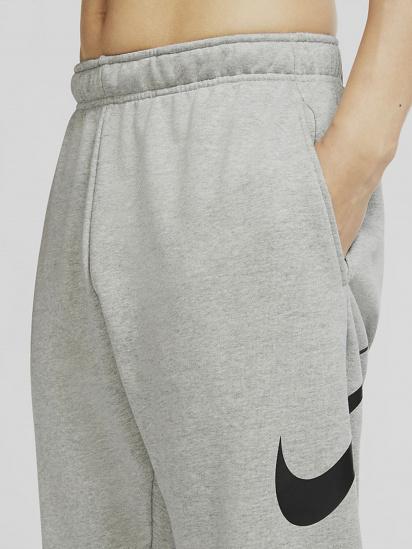 Спортивні штани NIKE Dri-FIT модель CU6775-063 — фото 5 - INTERTOP