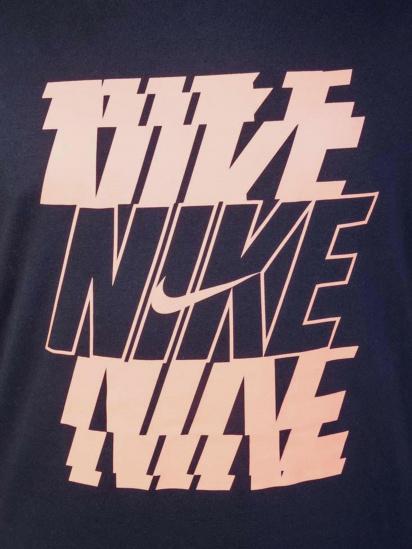 Футболка NIKE Sportswear модель DB6475-010 — фото 4 - INTERTOP
