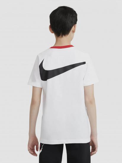 Футболка NIKE Sportswear модель DC7513-100 — фото 2 - INTERTOP